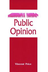 Public Opinion by Vincent E. Price