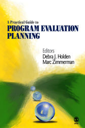 A Practical Guide to Program Evaluation Planning by Debra J. Holden