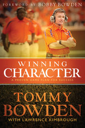 Winning Character by Tommy Bowden