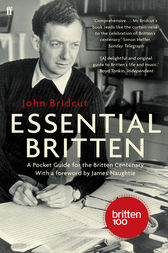 Essential Britten by John Bridcut