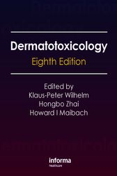 Dermatotoxicology by Klaus-Peter Wilhelm