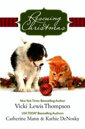 Rescuing Christmas by Vicki Lewis Thompson