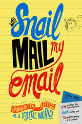 Snail Mail My Email by Ivan Cash