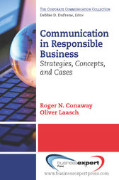 Communication in Responsible Business by Roger N. Conaway