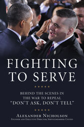 Fighting to Serve by Alexander Nicholson