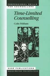 Time-Limited Counselling by Colin Feltham