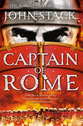 Captain of Rome (Masters of the Sea) by John Stack