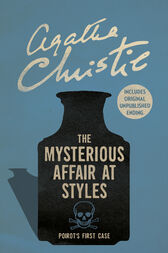The Mysterious Affair at Styles (Poirot) by Agatha Christie