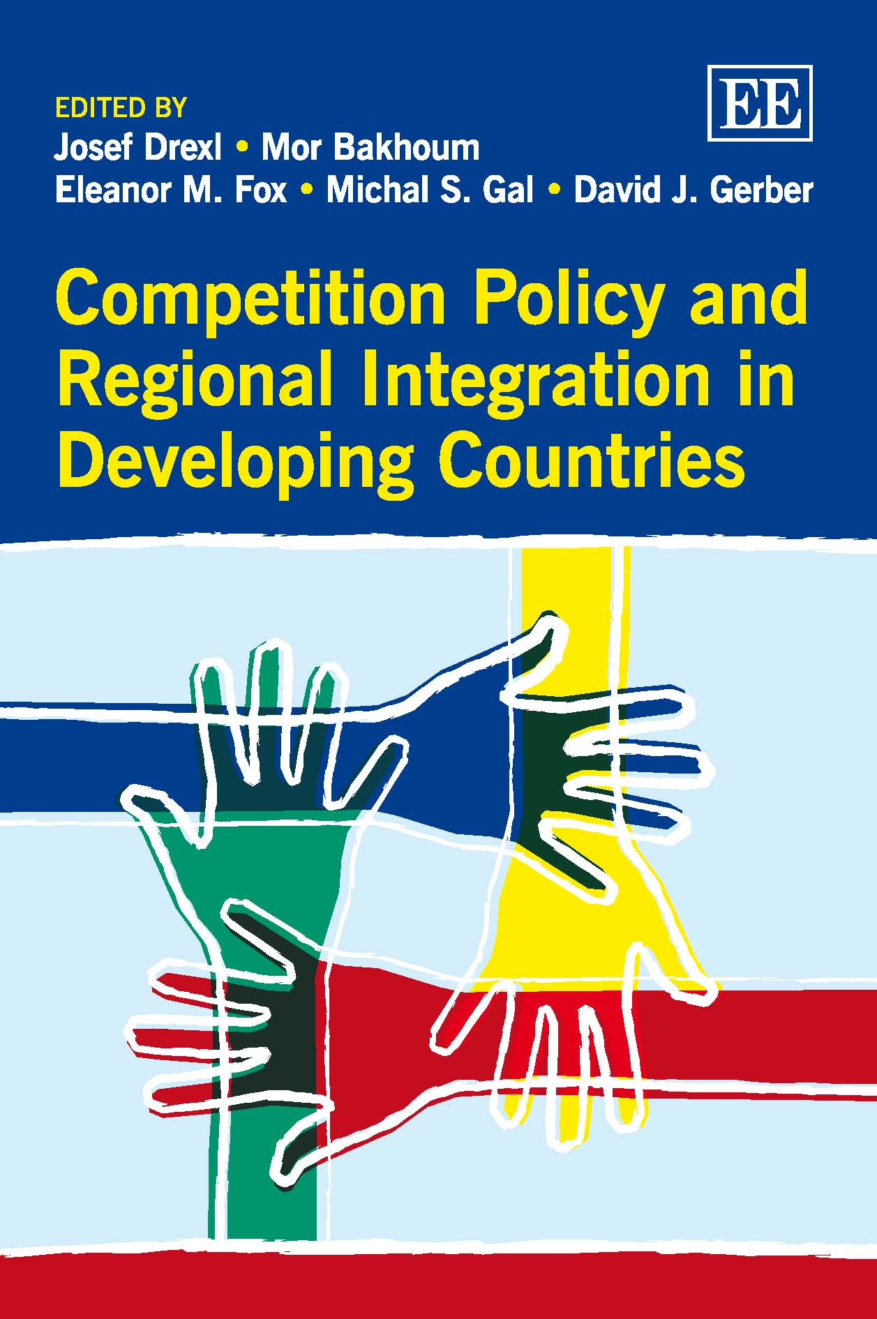 Download Ebook Competition Policy and Regional Integration in Developing Countries by Josef Drexl Pdf