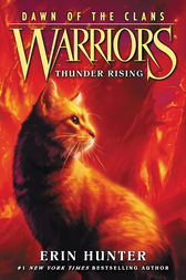 warriors dawn of the clans 2 thunder rising ebook by