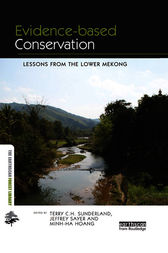 Evidence-based Conservation by Terry C.H. Sunderland