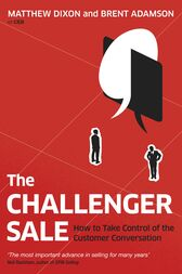 The Challenger Sale by Brent Adamson