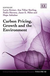 Carbon Pricing, Growth and the Environment by Larry Kreiser