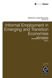 Informal Employment in Emerging and Transition Economies by Solomon W. Polachek