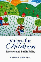 Voices for Children by William T. Jr. Gormley