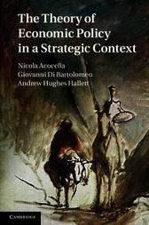 The Theory of Economic Policy in a Strategic Context by Nicola Acocella