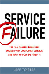 Service Failure by Jeff Toister