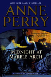 Midnight at Marble Arch by Anne Perry