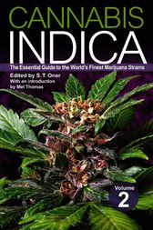 Cannabis Indica Volume 2 by S. T. Oner