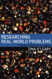 Researching Real-World Problems by Zina O'Leary