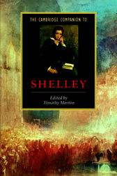 The Cambridge Companion to Shelley by Timothy Morton