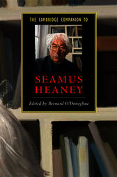 The Cambridge Companion to Seamus Heaney by Bernard O'Donoghue