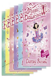 Magic Ballerina 13-18 (Magic Ballerina) by Darcey Bussell