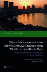 Natural Resource Abundance, Growth, and Diversification in the Middle East and North Africa by Ndiame Diop