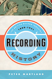 Recording History by Peter Martland