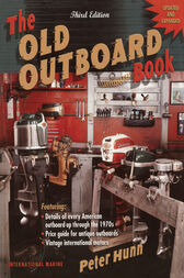 The Old Outboard Book by Peter Hunn