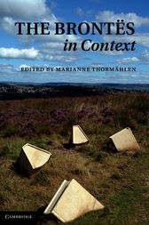 The Brontës in Context by Marianne Thormählen