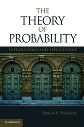 The Theory of Probability by Santosh S. Venkatesh