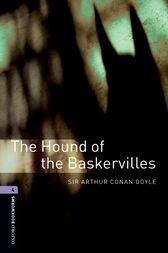 The Hound of the Baskervilles Level 4 Oxford Bookworms Library by Arthur Conan Doyle