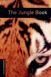 The Jungle Book Level 2 Oxford Bookworms Library by Rudyard Kipling