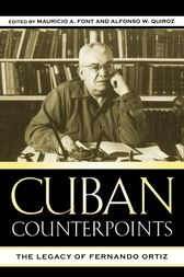 Cuban Counterpoints by Mauricio A. Font
