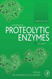 Handbook of Proteolytic Enzymes by Alan J. Barrett