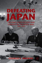 Defeating Japan by Charles F. Brower