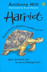Harriet by Anthony Hill
