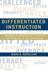 Differentiated Instruction by Marcie Nordlund