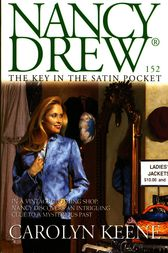 The Key in the Satin Pocket by Carolyn Keene