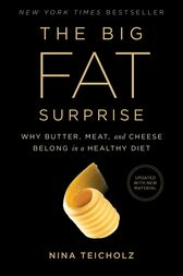 The Big Fat Surprise by Nina Teicholz