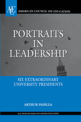 Portraits in Leadership by Arthur Padilla