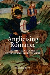 Anglicising Romance by Rhiannon Purdie