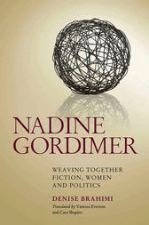 Nadine Gordimer by Denise Brahimi