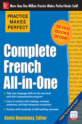 Practice Makes Perfect: Complete French All-in-One by Annie Heminway