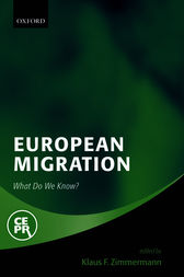 European Migration by Klaus F. Zimmermann