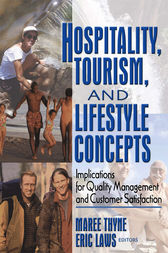 Hospitality, Tourism, and Lifestyle Concepts by Eric Laws