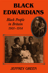 Black Edwardians by Jeffrey Green