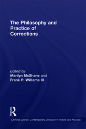 The Philosophy and Practice of Corrections by Marilyn McShane