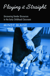 Playing It Straight by Mindy Blaise